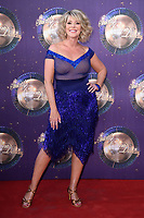 Ruth Langsford<br /> at the launch of the new series of &quot;Strictly Come Dancing, New Broadcasting House, London. <br /> <br /> <br /> &copy;Ash Knotek  D3298  28/08/2017