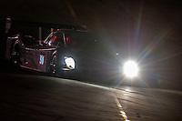 Night action, #50 BMW Riley Byron Defoor, David Hinton, Jim Pace, Dorsey Schroeder, 12 Hours of Sebring, Sebring International Raceway, Sebring, FL, March 2015.  (Photo by Brian Cleary/ www.bcpix.com )