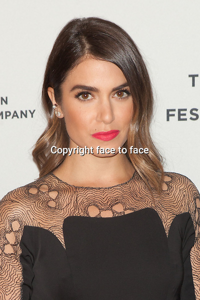 NEW YORK, NY - APRIL 24: Nikki Reed attends the premiere of 'Murder of a Cat' during the 2014 Tribeca Film Festival at SVA Theater on April 24, 2014 in New York City. <br /> Credit: Corredor99/MediaPunch<br /> Credit: MediaPunch/face to face<br /> - Germany, Austria, Switzerland, Eastern Europe, Australia, UK, USA, Taiwan, Singapore, China, Malaysia, Thailand, Sweden, Estonia, Latvia and Lithuania rights only -
