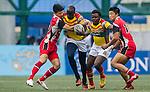 GFI East Africans vs Shandong during the 2015 GFI HKFC Tens at the Hong Kong Football Club on 26 March 2015 in Hong Kong, China. Photo by Juan Manuel Serrano / Power Sport Images