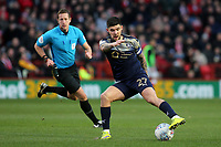Alex Mowatt of Barnsley in action during Charlton Athletic vs Barnsley, Sky Bet EFL Championship Football at The Valley on 1st February 2020