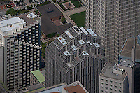 aerial photograph Embarcadero West 275 Battery Street, 333 Battery Street office towers San Francisco