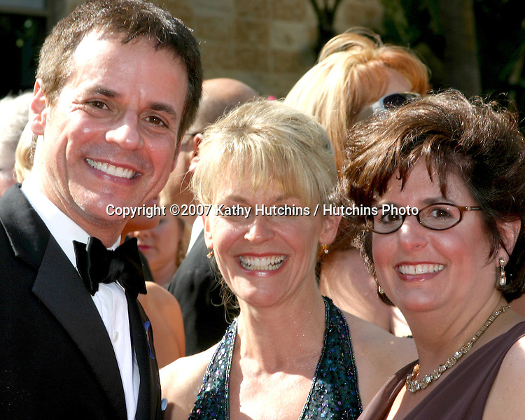 Christian LeBlanc & Family.Daytime Emmys 2007.Kodak Theater.Los Angeles, CA.June 15, 2007.©2007 Kathy Hutchins / Hutchins Photo....