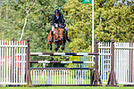 Winner. Shane Breen riding Can Ya Makan. IRL.The Bunn Leisure British Speed Classic. Showjumping. Longines FEI Jumping Nations Cup of Great Britain at the BHS Royal International Horse Show. All England Jumping Course. Hickstead. Great Britain. 28/07/2018. ~ MANDATORY Credit Elli Birch/Sportinpictures - NO UNAUTHORISED USE - 07837 394578