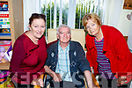 Kathleen and Dominic Walsh with Liz McDonnell, enjoying the Oaklands Nursing Home party on Sunday.