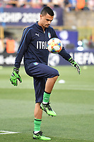 Emil Audero of Italy <br /> Bologna 16-06-2019 Stadio Renato Dall'Ara <br /> Football UEFA Under 21 Championship Italy 2019<br /> Group Stage - Final Tournament Group A<br /> Italy - Spain <br /> Photo Andrea Staccioli / Insidefoto