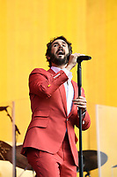 JUL 05 Josh Groban performing at British Summertime 2019