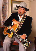 DUANE EDDY - Photosession during an interview in London UK - 1987.  Photo credit: George Bodnar Archive/IconicPix
