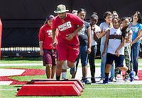 STANFORD, CA, May 24, 2014--Cardinal for the Community event.
