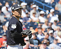 Masahiro Tanaka (Yankees),<br /> FEBRUARY 28, 2017 - MLB :<br /> New York Yankees starting pitcher Masahiro Tanaka during a spring training baseball game against the Detroit Tigers at George M. Steinbrenner Field in Tampa, Florida, United States. (Photo by AFLO)