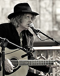 Mike Scott performing at the Rolling Sun Festival in Westport co Mayo November 2012...Pic Conor McKeown