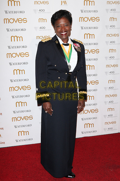 NEW YORK, NY - NOVEMBER 5: Brigadier General  Donna Martin attends Moves' 2015 Power Women Awards Gala presented by New York Moves Magazine at  India House Club on November 5, 2015 in New York City.   <br /> CAP/MPI99<br /> &copy;MPI99/Capital Pictures