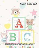 Patrick, BABIES, BÉBÉS, paintings+++++,GBIDLEB1332,#b#, EVERYDAY