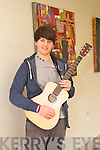 Daniel Tehan, Listellick Tralee at the Teen Star Talent competition at the Carlton Hotel on Sunday