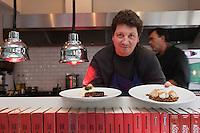 Europe/France/Aquitaine/24/Dordogne/Bergerac:   Stéphane Cuzin du restaurant: La Table du Marché