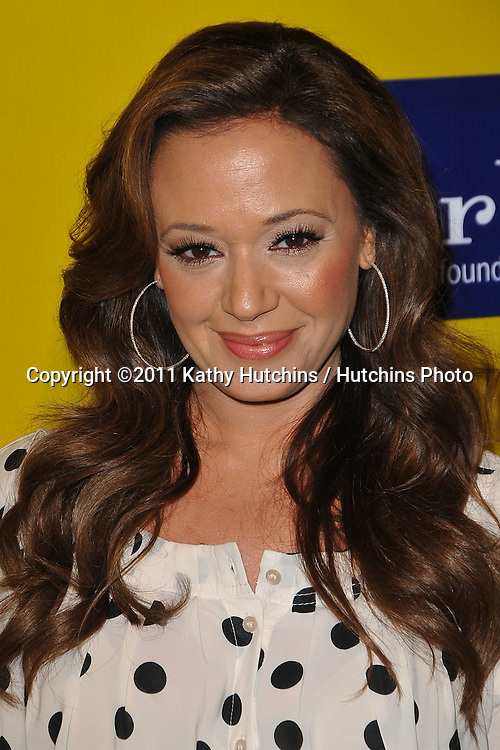 Leah Remini.Ringling Bros. and Barnum & Bailey presents Fully Charged.Staples Center.Pacoima, CA.May 14, 2011.©2011 Hutchins Photo....