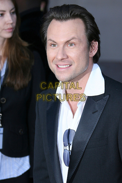 CHRISTIAN SLATER.34th Annual American Music Awards - Arrivals held at the Shrine Auditorium, Los Angeles, California, USA. - Arrivals.November 21st, 2006.headshot portrait.CAP/ADM/ZL.©Zach Lipp/AdMedia/Capital Pictures