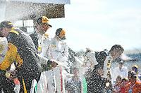 IMSA WeatherTech SportsCar Championship<br /> Sahlen's Six Hours of the Glen<br /> Watkins Glen International, Watkins Glen, NY USA<br /> Sunday 2 July 2017<br /> 5, Cadillac DPi, P, Joao Barbosa, Christian Fittipaldi, Filipe Albuquerque<br /> World Copyright: Richard Dole/LAT Images<br /> ref: Digital Image RD_WGI_17_587
