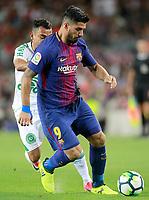 FC Barcelona's Luis Suarez during Joan Gamper Trophy. August 7,2017. (ALTERPHOTOS/Acero) /NortePhoto.com
