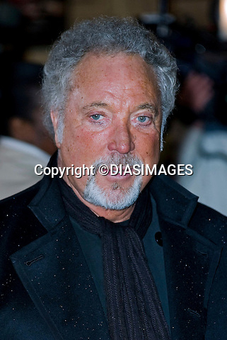 """TOM JONES.2010 Prince's Trust Rock Gala.The Prince's Trust Rock Gala 2010 supported by Novae, Royal Albert Hall, London_17/11/2010.Mandatory Photo Credit: ©Dias/DIASIMAGES..**ALL FEES PAYABLE TO: """"NEWSPIX INTERNATIONAL""""**..PHOTO CREDIT MANDATORY!!: DIASIMAGES(Failure to credit will incur a surcharge of 100% of reproduction fees)..IMMEDIATE CONFIRMATION OF USAGE REQUIRED:.DiasImages, 31a Chinnery Hill, Bishop's Stortford, ENGLAND CM23 3PS.Tel:+441279 324672  ; Fax: +441279656877.Mobile:  0777568 1153.e-mail: info@diasimages.com"""