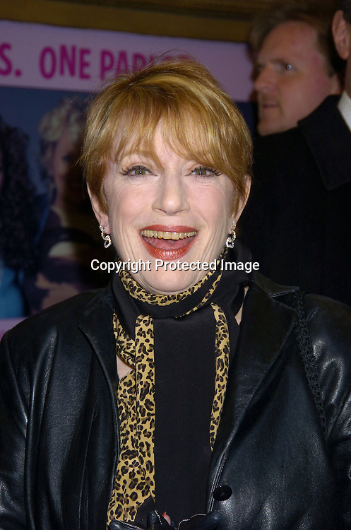 "Nancy Dussault ..at The Broadway opening night of ""Steel Magnolias"" ..on April 4, 2005 at The Lyceum Theatre. ..Photo by Robin Platzer, Twin Images"