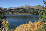 June Lake in autumn