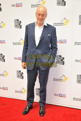 Charles Dance at the South Bank Sky Arts Awards 2019, The Savoy Hotel, The Strand, London, England, UK, on Sunday 07th July 2019.<br /> CAP/CAN<br /> ©CAN/Capital Pictures