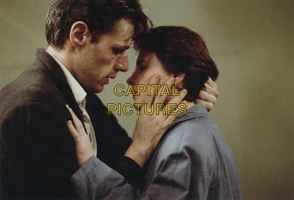 Lambert Wilson & Juliette Binoche.in Rendez-vous.*Filmstill - Editorial Use Only*.CAP/PLF.Supplied by Capital Pictures.