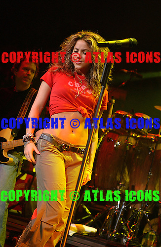 Shakira;.Photo Credit: Eddie Malluk/Atlas Icons.com