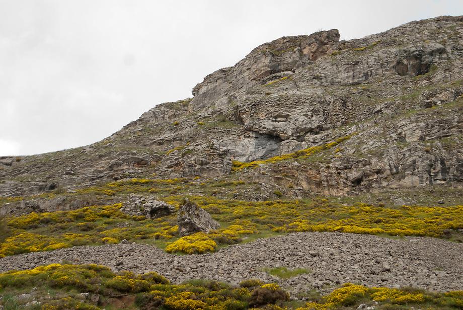 Nationaal park, Somiedo - Spanje