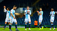 Blackburn Rovers' Joe Rothwell applauds the fans after the match <br /> <br /> Photographer Alex Dodd/CameraSport<br /> <br /> The EFL Sky Bet Championship - Blackburn Rovers v Rotherham United - Saturday 10th November 2018 - Ewood Park - Blackburn<br /> <br /> World Copyright &copy; 2018 CameraSport. All rights reserved. 43 Linden Ave. Countesthorpe. Leicester. England. LE8 5PG - Tel: +44 (0) 116 277 4147 - admin@camerasport.com - www.camerasport.com