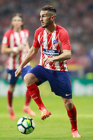 ATLETICO DE MADRID v FC BARCELONA. LA LIGA 2017/2018. ROUND 8.