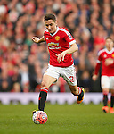 Ander Herrera of Manchester United during the Emirates FA Cup match at Old Trafford. Photo credit should read: Philip Oldham/Sportimage