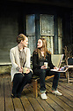 PROOF, by David Auburn and directed by Polly Findlay, opens at the Menier Chocolate Factory. Picture shows: Emma Cuniffe (Claire) and Mariah Gale (Catherine).