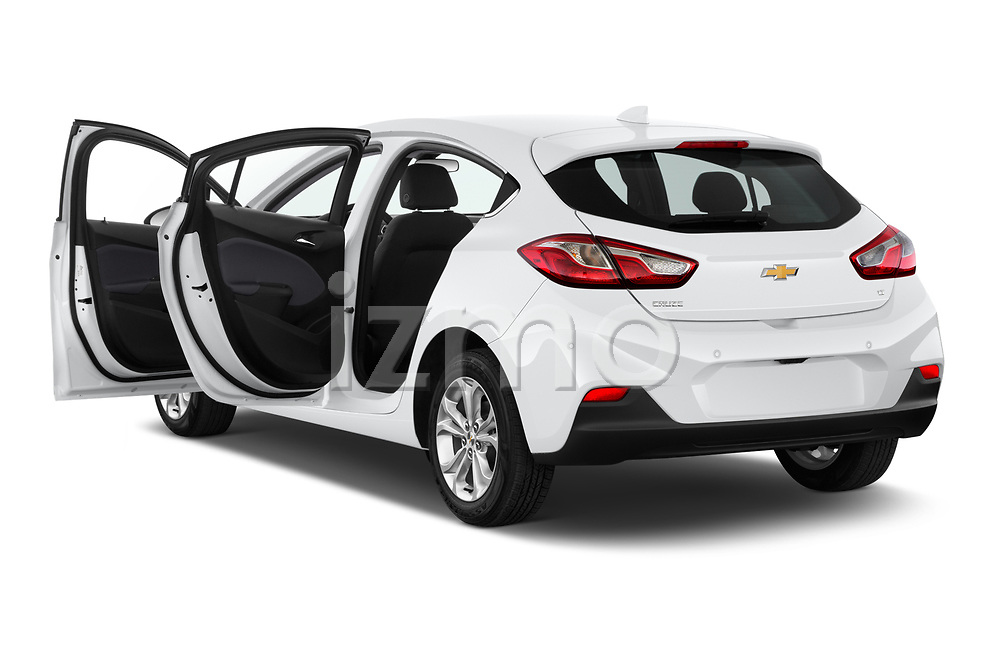Car images of 2019 Chevrolet Cruze LT 5 Door Hatchback Doors