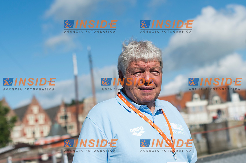 Official<br /> Hoorn, Netherlands <br /> LEN 2016 European Open Water Swimming Championships <br /> Open Water Swimming<br /> Women's 5km<br /> Day 02 12-07-2016<br /> Photo Giorgio Perottino/Deepbluemedia/Insidefoto