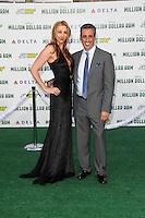 """Brenda Bernstein, J.B. Bernstein<br /> at the """"Million Dollar Arm"""" World Premiere, El Capitan, Hollywood, CA 05-06-14<br /> David Edwards/Dailyceleb.com 818-249-4998"""