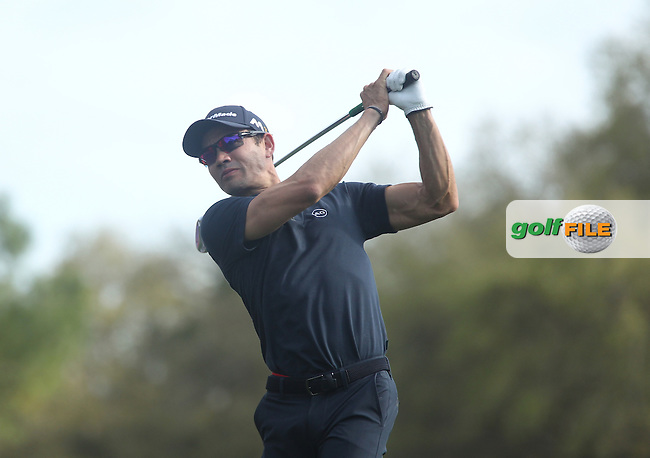Camilo Vilegas (COL)  during round 2 of the Valspar Championship, at the  Innisbrook Resort, Palm Harbor,  Florida, USA. 11/03/2016.<br /> Picture: Golffile | Mark Davison<br /> <br /> <br /> All photo usage must carry mandatory copyright credit (&copy; Golffile | Mark Davison)