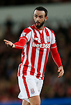 Marc Wilson of Stoke City - Capital One Cup Quarter-Final - Stoke City vs Sheffield Wednesday - Britannia Stadium - Stoke - England - 1st December 2015 - Picture Simon Bellis/Sportimage