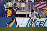Cleveland, Ohio - Saturday, July 15, 2017: Joe Corona during the USMNT vs Nicaragua in CONCACAF Gold Cup 2017 match at First Energy Stadium.