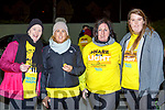 Kay O'Leary, Ester Brosnan, Carnel Howe-Mullane, and Sinead Howe Killarney at Nathans Walk Darkness into Light walk on Saturday morning