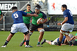 NELSON, NEW ZEALAND - AUGUST 8: Div 1 Rugby - Marist v Nelson, Trafalgar Park, 8th August, New Zealand. (Photos by Barry Whitnall/Shuttersport Limited)