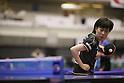 Kasumi Ishikawa (JPN), .JUNE 7, 2012 - Table Tennis : The Japan Open 2012, U-21 Women's Singles First Round at Green Arena Kobe, Hyogo, Japan. (Photo by Akihiro Sugimoto/AFLO SPORT) [1080]