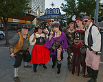 A photograph taken during the Pirate Crawl in downtown Reno on Saturday, August 17, 2019.