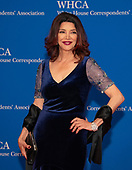 Actress Shohreh Aghdashloo arrives for the 2019 White House Correspondents Association Annual Dinner at the Washington Hilton Hotel on Saturday, April 27, 2019.<br /> Credit: Ron Sachs / CNP<br /> <br /> (RESTRICTION: NO New York or New Jersey Newspapers or newspapers within a 75 mile radius of New York City)