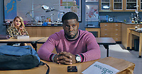Night School (2018) <br /> KEVIN HART<br /> *Filmstill - Editorial Use Only*<br /> CAP/FB<br /> Image supplied by Capital Pictures