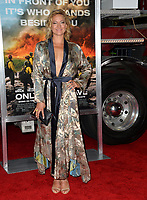 Zoe Bell at the premiere for &quot;Only The Brave&quot; at the Regency Village Theatre, Westwood. Los Angeles, USA 08 October  2017<br /> Picture: Paul Smith/Featureflash/SilverHub 0208 004 5359 sales@silverhubmedia.com