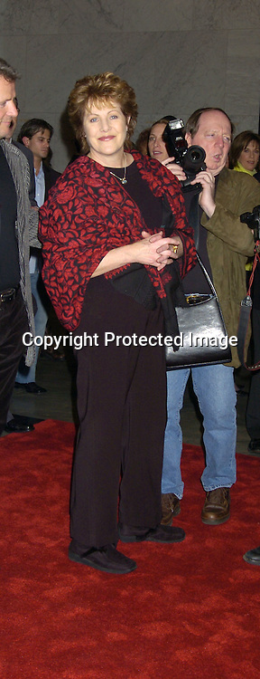"Lynn Redgrave..at The New York Permiere of the Court TV Original Movie   ""The Exonerated"" at The Museum of TV and Radio on ..January 25, 2005. ..Photo by Robin Platzer, Twin Images"