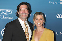 LOS ANGELES - JAN 5:  Carter Oosterhouse, Amy Smart at the Art of Elysium 12th Annual HEAVEN Celebration at a Private Location on January 5, 2019 in Los Angeles, CA