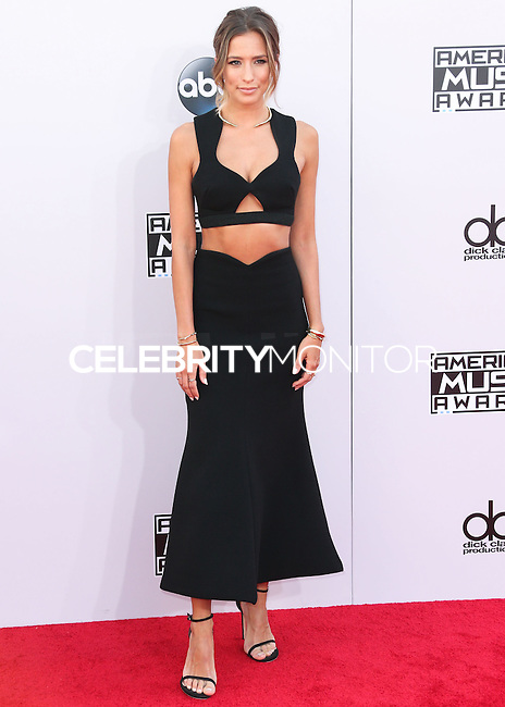LOS ANGELES, CA, USA - NOVEMBER 23: Renee Bargh arrives at the 2014 American Music Awards held at Nokia Theatre L.A. Live on November 23, 2014 in Los Angeles, California, United States. (Photo by Xavier Collin/Celebrity Monitor)